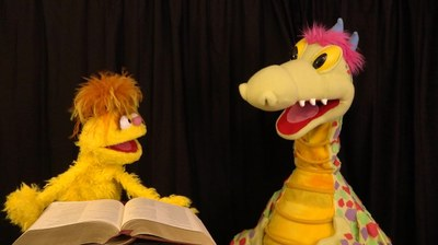 Alex Thomas and Friends Puppet Storytime