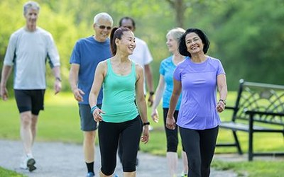 Virtual Program: Walk with Ease: Reduce Pain and Create a Healthier Lifestyle